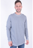 Bluza Barbati Jack&Jones Jorsully Sweat Crew Neck Cloud Dancer