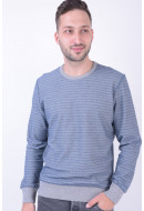 Bluza Barbati Jack&Jones Jorpeek Crew Neck Light Grey Melange