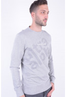 Bluza Barbati Jack&Jones Jcomelange Print Mix Pack Light Grey Melange