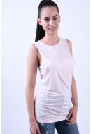Women Tops Only Asta Tank Tops Mauve Morn
