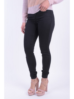 Pantaloni Dama Pieces Just Jute R.M.W. Legging/Black Noos Black