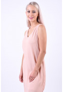 Rochie Vila Nilla New Solid Rugby Tan