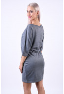 Rochie Object Laura 2/4 Medium Grey Melange