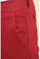 Pantaloni Barbati Selected Slim-Carlo Sun-Dried Tomato