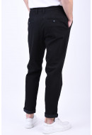 Pantaloni Barbati Selected Specialadrian Black