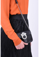 Poseta Pieces Britanna Cross Body Black