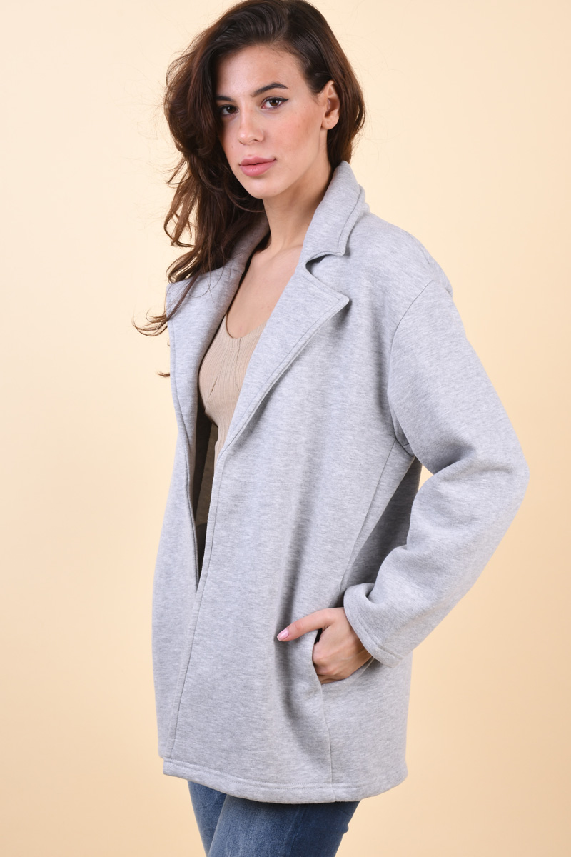 Jacheta Dama Sublevel D1189L02138A Light Grey