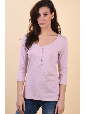 Bluza Dama Sublevel D12022Z02662A Light Rose