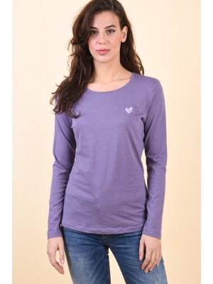 Bluza Dama Eight2Nine D15150Z01968Bven Middle Purple