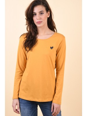 Bluza Dama Eight2Nine D15150Z01968Bven Dark Yellow