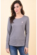 Bluza Dama Eight2Nine D15150Z01968Bven Middle Grey