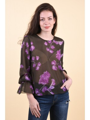 Bluza Dama Yas Sweetpea Forest Night/Sweetpea