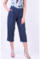 Pantaloni Dama Only Onlmonday Loose Fit Blue Nights