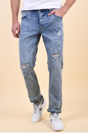 Blugi Barbati Only&Sons Onlloom 352 Light Blue Denim