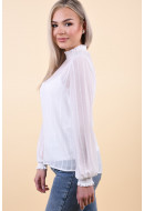 Bluza Dama Pieces Merna Cloud Dancer