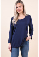 Bluza Dama Fransa 6007-07 Night Sky
