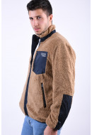Geaca Barbati Jack&Jones Willow Stand Collar Tiger Eye