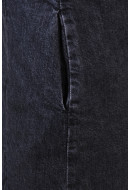 Fusta Noisy May Dallas Nw Black Denim