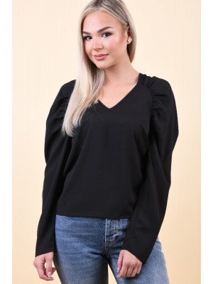 Bluza Dama Pieces Yrinna Black