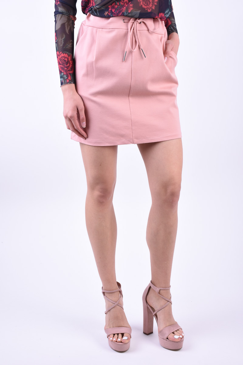 Fusta Vero Moda Vmeva Mr Short Misty Rose
