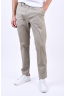 Pantaloni Barbati Selected Tapered-Bart Mix Sand