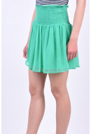 Fusta Only Onlmay Short Simply Green