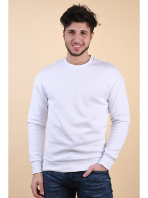 Bluza Barbati Jack&Jones Rick Sweat Mix White