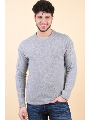 Bluza Barbati Jack&Jones Lawing Cool Grey Melange