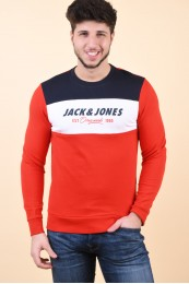 Bluza Barbati Jack&Jones Hakedowns Fiery Red