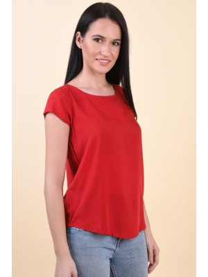 Bluza Dama Eight2Nine D7706M10646Aven Middle Red