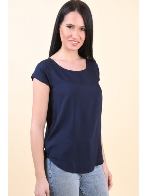 Bluza Dama Eight2Nine D7706M10646Aven Blue