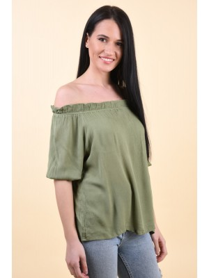Bluza Dama Eight2Nine D7506G10914Aen Middle Green