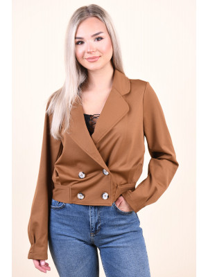 Sacou Dama Vila Larisa Copper Brown