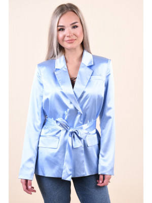 Sacou Dama Vila Risse Asheley Blue