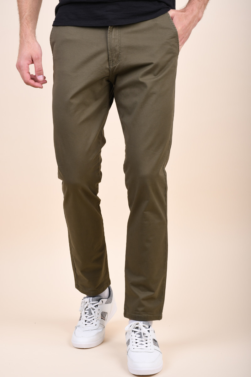 Pantaloni Barbati Jack&Jones Cody Spencer Olive Night