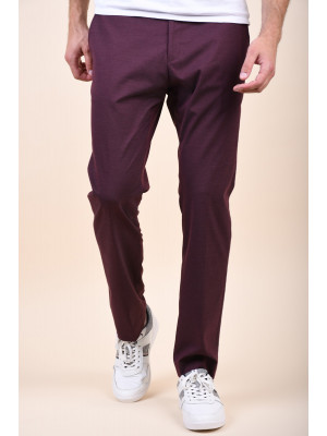 Pantaloni Barbati Selected Slim-Mylogan Fudge Fudge