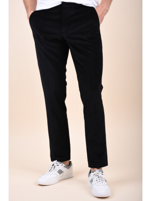 Pantaloni Barbati Selected Slim-Mylolinnd Black