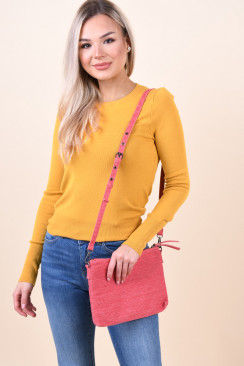 Poseta Dama Pieces Pcgina Cross Body Coral