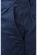 Pantaloni Barbati Selected Slim-Bart Mix Dark Sapphire Stripes