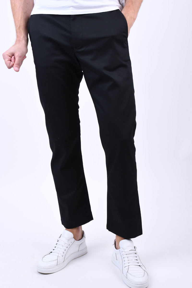 Pantaloni Barbati Jack&Jones Chris Jjollie Black