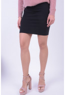 Fusta Dama Pieces Pcedita Skirt Noos Black