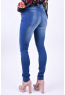Blugi Dama B Young Bambino Medium Blue
