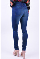 Blugi Dama B Young Bambino Dark Blue Denim