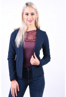 Sacou Dama Pieces Pcnattie Noos Navy