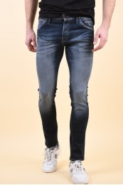 Blugi Barbati Jack&Jones Glenn Fox Agi367 Blue Denim