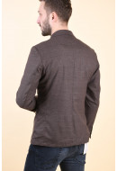 Sacou Barbati Jack&Jones Kean Raw Bone Brown