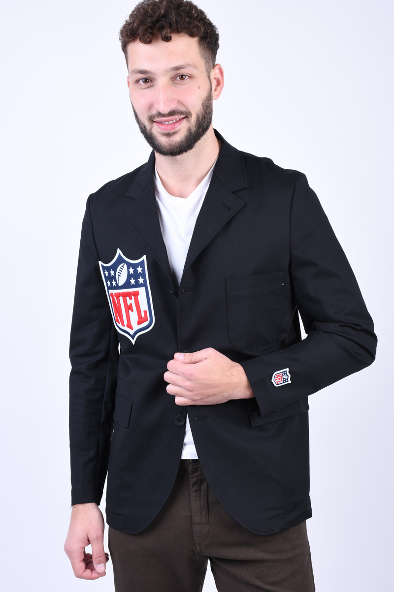 Sacou Barbati Selected Hopkins Nfl Black